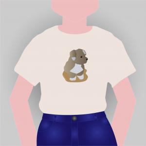 T-shirt Baby Fitz